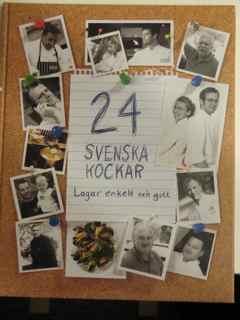 24 svenska kockar lagar enkelt och gott