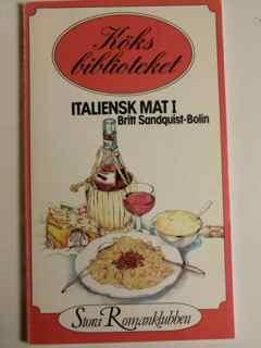 Italiensk mat II