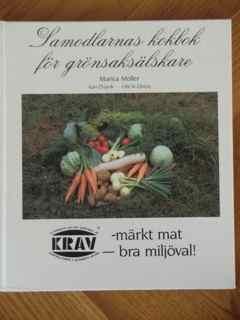 Samodlarnas kokbok för grönsaksälskare