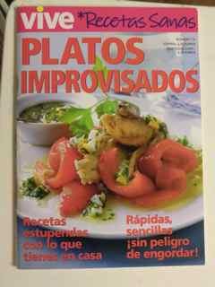 Platos improvisados