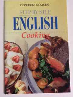 Step by step - English cooking