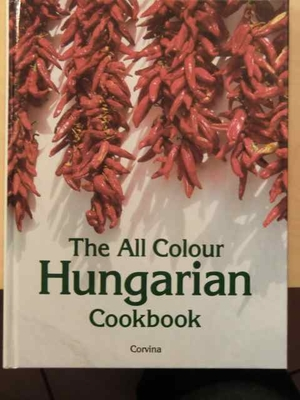 The All Colour Hungarian Cookbook