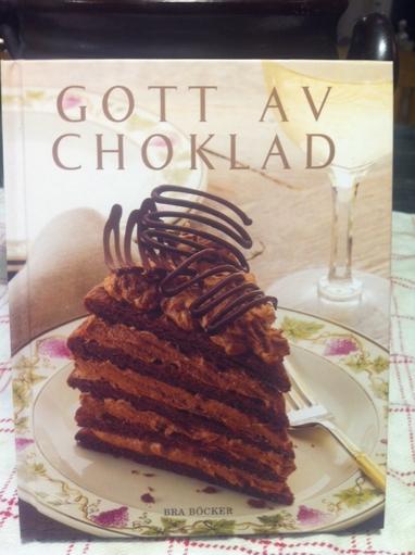 Gott av choklad