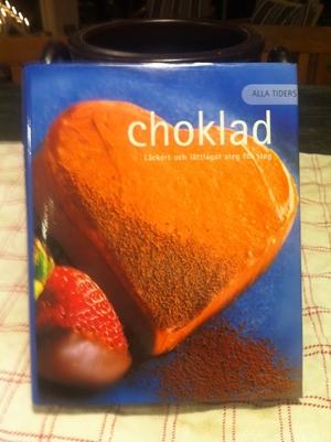 Choklad. Läckert och lättlagat steg för steg