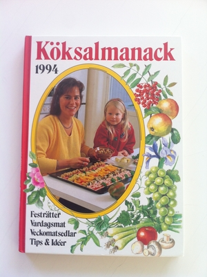 Köksalmanack 1994