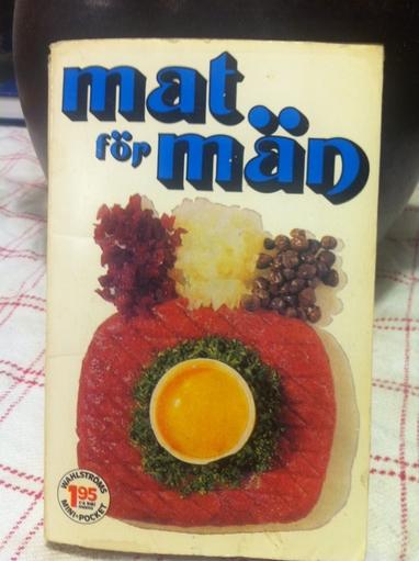 Mat för män