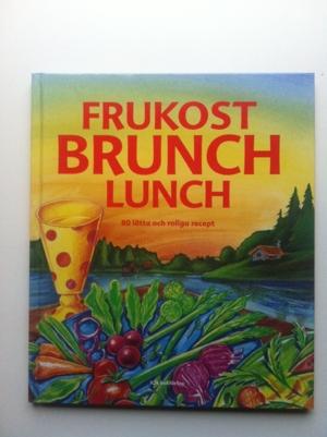 Frukost Brunch Lunch