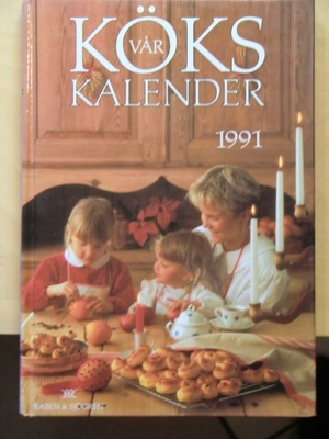 Vår kökskalender 1991