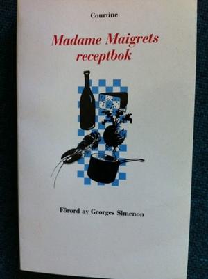 Madame Maigrets receptbok
