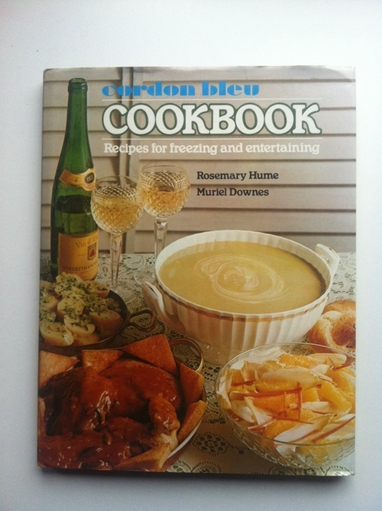 Cordon Bleu Cookbook