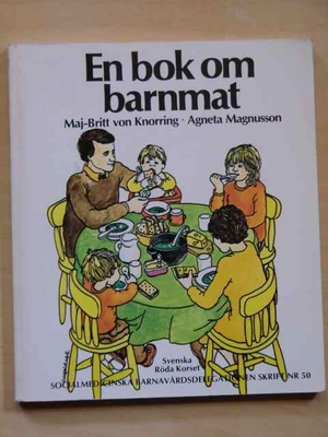 En bok om barnmat