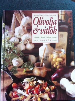 Olivolja & vitlök