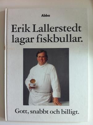 Erik Lallerstedt lagar fiskbullar