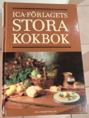 ICA-förlagets stora kokbok