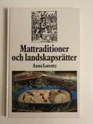 Mattraditioner och landskapsrätter