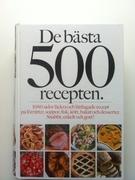 De bästa 500 recepten