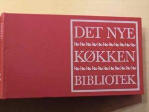 Det nye køkken bibliotek - Selskabsbogen