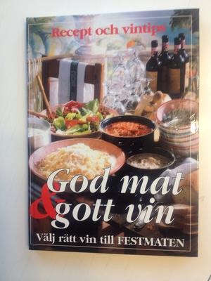 God mat & gott vin