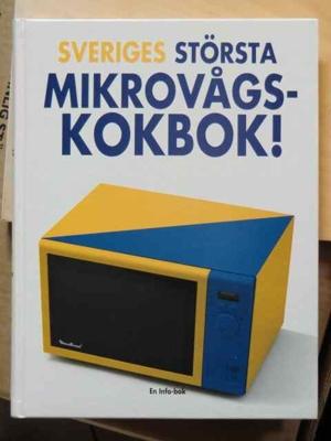 Sveriges största mikrovågskokbok