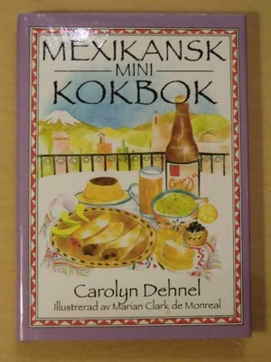 Mexikansk mini kokbok