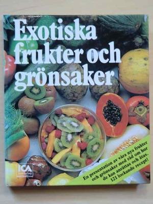 Exotiska frukter och grönsaker