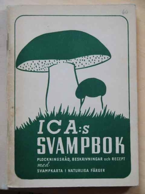 Ica:s svampbok