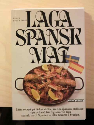 Laga spansk mat