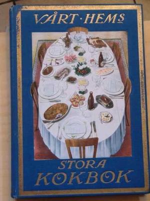 Vårt hems stora kokbok III av 4