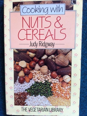 Cooking with nuts & cereals