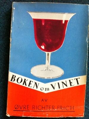 Boken om vinet
