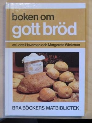 Boken om gott bröd