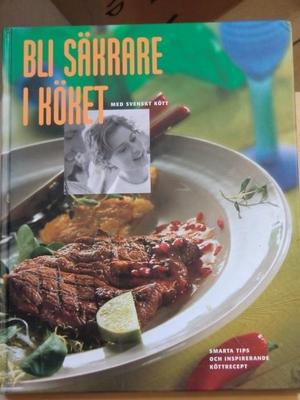 Bli säkrare i köket, med svenskt kött