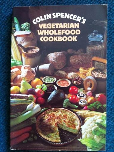 Vegetarian wholefood cookbook