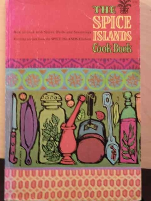 The spice islands Cook Book
