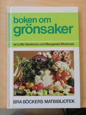 Boken om grönsaker