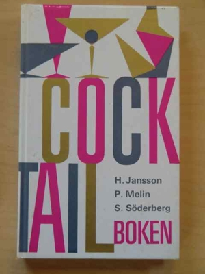 Cocktailboken