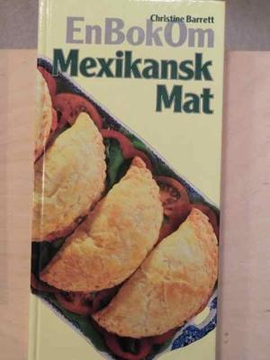En bok om Mexikansk mat