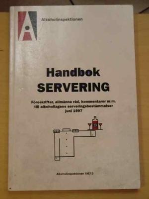 Handbok i servering