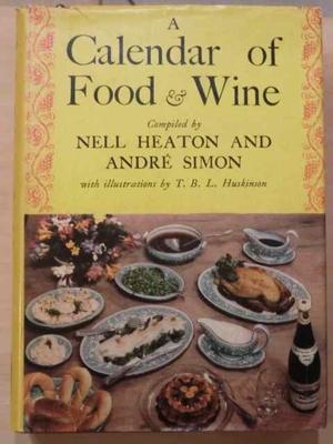 A Calendar of Food & Wine