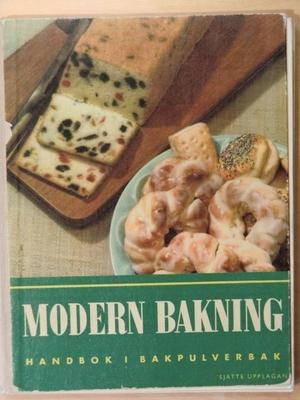 Modern bakning