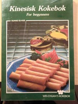 Kinesisk kokebok - for begynnere
