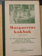 Margaretas kokbok