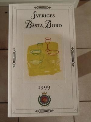 Sveriges bästa bord 1999