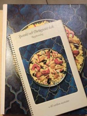 Spanskt och Portugisiskt kök - All världens maträtter (med receptsamling)