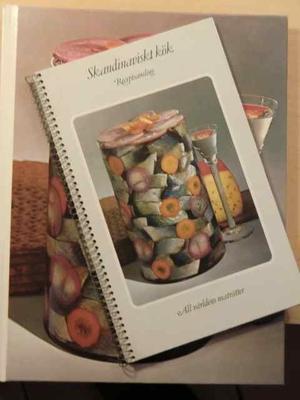 Skandinaviskt kök - All världens maträtter (med receptsamling)