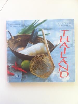 Vegetarisk mat från Thailand