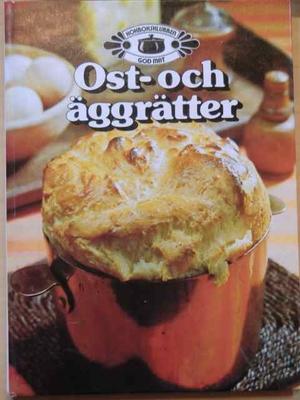Ost- och äggrätter