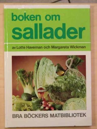 Boken om sallader