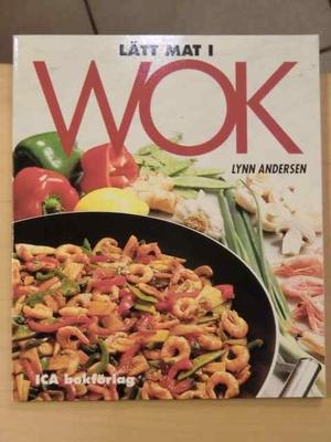 Lätt mat i wok
