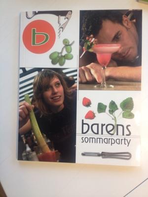 Barens sommarparty